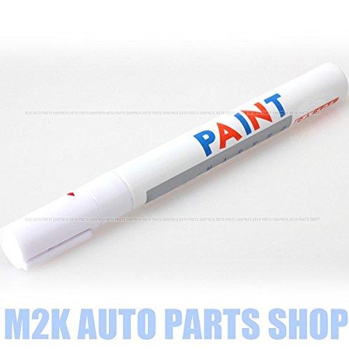 タイヤ マーカー ペン ホワイトレター ホワイトリボン タイヤマーカー タッチカラー ホワイト