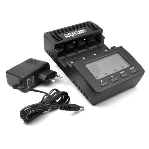 Powerex MH-C9000 Wizard One Ladegerät-Analyzer