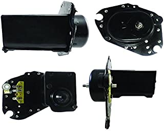 New Front Wiper Motor For 1968-87 Buick Chevrolet GMC Olds Pontiac, Replaces 1667737, 1698858, 20043206, 22048242, 4918442, 4919624, 5045441, 5045555