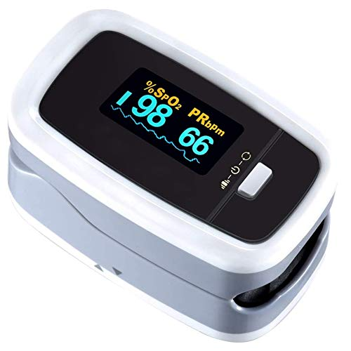Why Choose Nigun Digital Fingertip Pulse OLED Digital Display Heath Monitor Measurement