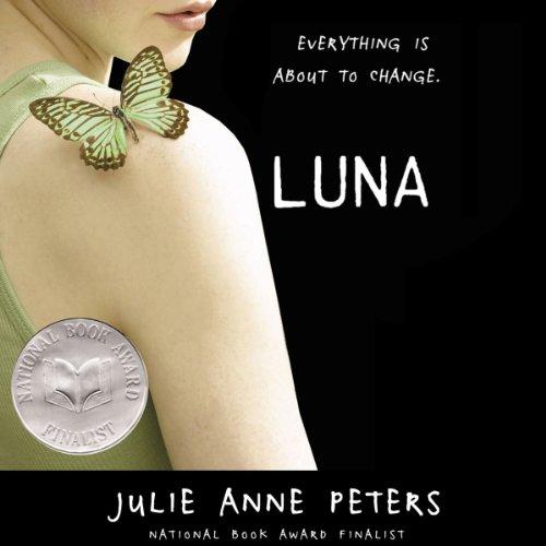 Luna audiobook cover art
