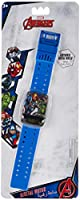 Marvel Avengers Boys Labyrinth Play Digital Wristwatch - SA7112 Avengers-A