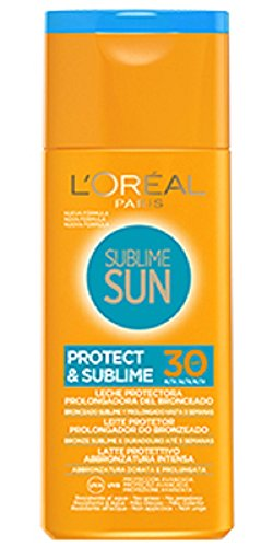 Sublime Sun Leche Corporal Spf30 Protect&Sublime 200 Ml 200 Ml.