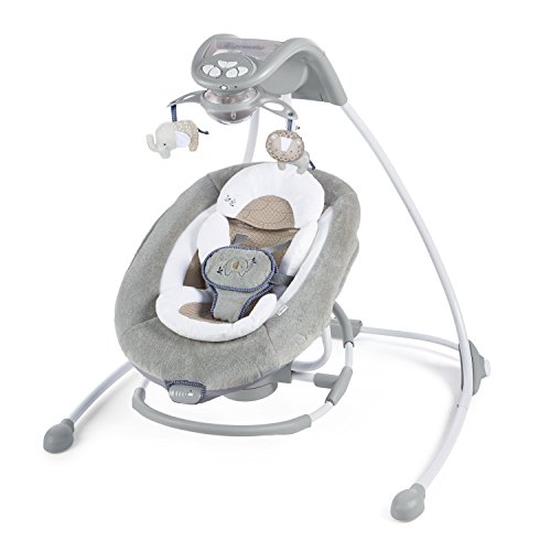 41rDtcDh8YL The Best Baby Swing with Lights and Music in 2021