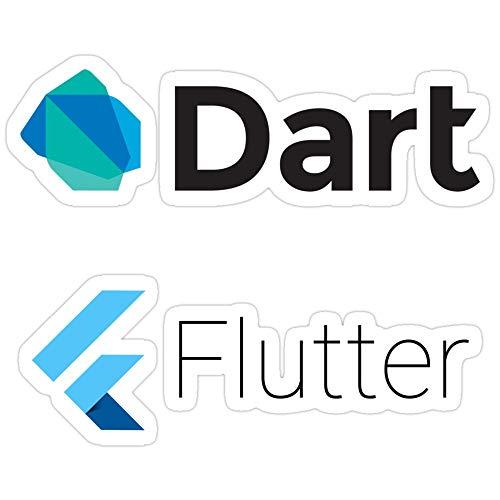 Deangelo Dart- und Flatter-Sticker, 3 Stück