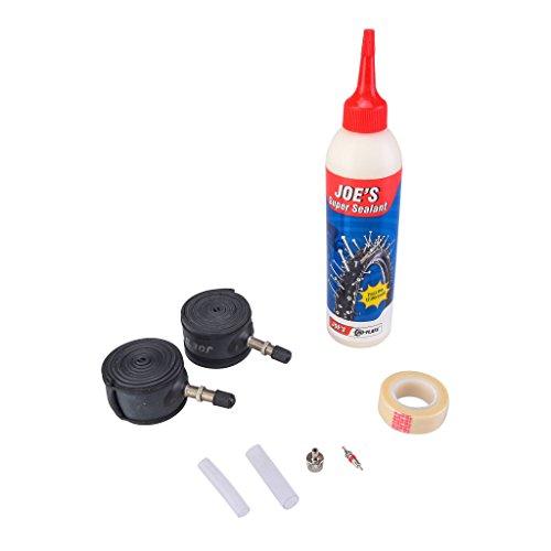 Joe's No Flats Kit conversione Tubeless MTB 26'/29' 19-25mm Valvola Auto