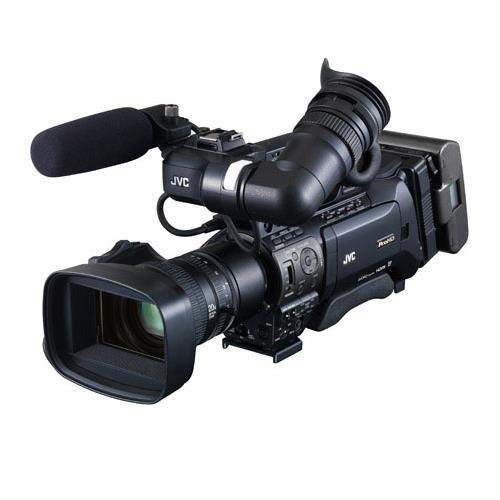 For Sale! JVC GY-HM850U ProHD Compact Shoulder Mount Camera with Fujinon 20x Lens (Renewed)
