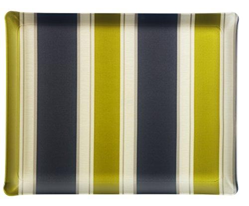 PLATEX 4046361125Bandeja Churchill, acrílico, Color Verde Pistacho, 46x 36x 2cm