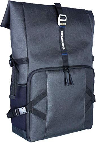 OLYMPUS Mochila para cámara de uso diario, color negro