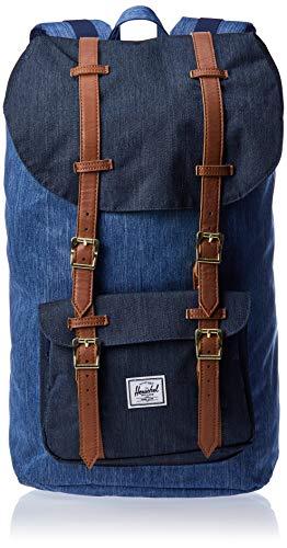 Herschel supply Company Little America Casual Daypack, Classic 25l, 10014-02730-OS, Blau, 10014-02730-OS