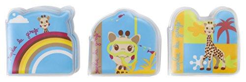 Sophie La Girafe - Cuadernos para baño (3 unidades)