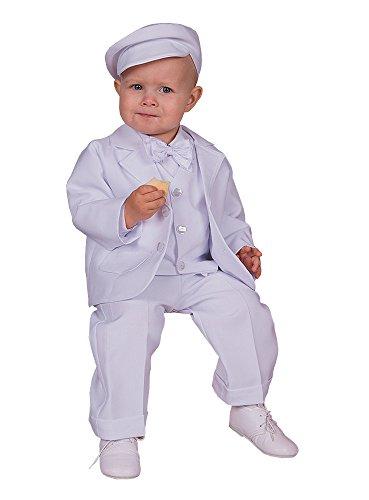 Boutique-Magique - Ropa de bautizo - para bebé niño blanco 18 Meses