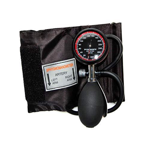 Valuemed Aneroid Blutdruckmessgerät, klinisches Sphygmomanometer, Manschette für Erwachsene, CE- & FDA-genehmigt