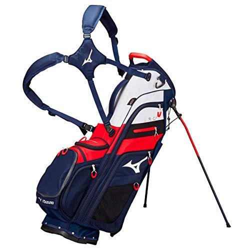 Mizuno BRD4 Stand 2019 Sac de Golf Mixte Adulte, Navy Red,...