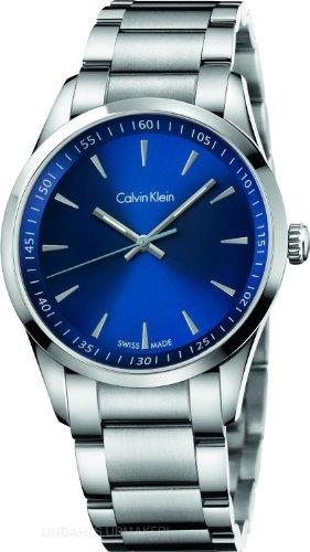 Calvin Klein CK Bold Reloj de los Hombres K5A3114N