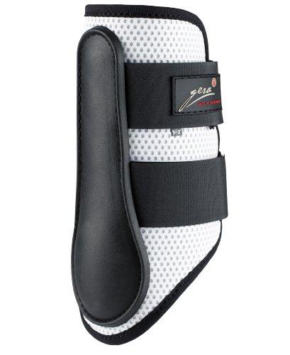 Gera 8047 Mesh-Tec Daily, Schutzgamasche, hinten, Große I/ S, schwarz-weiß, paarweise