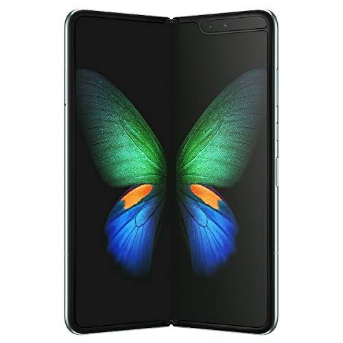 Samsung Galaxy Fold (5G) 512GB/12GB RAM SM-F907B 7,3 pulgadas, (solamente GSM, SCDMA, sin CDMA), Smartphone Android desbloqueado de fábrica - Versión internacional (Space Silver)