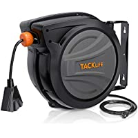 Tacklife 50FT Retractable Extension Cord