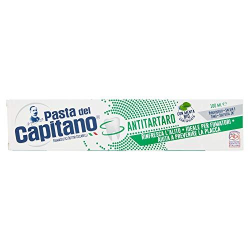 Pasta del Capitano Gegen Zahnstein Zahnpasta, 100 ml