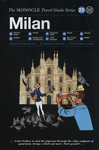 Milan (The Monocle Travel Guide Series) [Idioma Inglés]