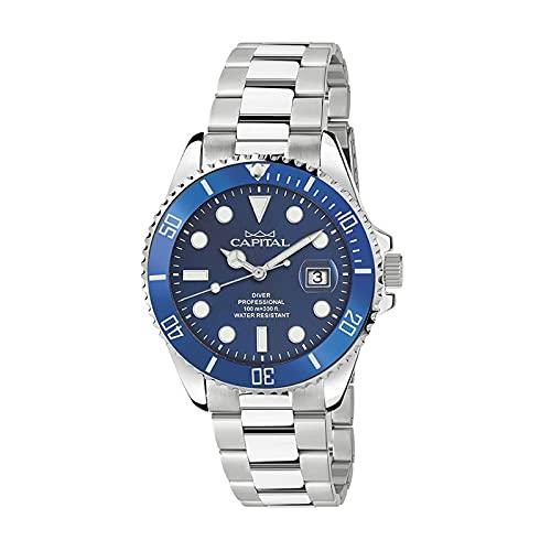 Reloj Time For Man Capital cuarzo AX208-04*OZ