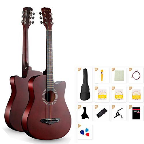 WXLSQ Guitarra Principiantes 38