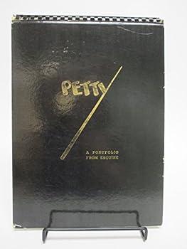 Hardcover Petty: A portfolio from Esquire Book