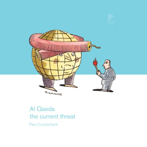 Pocket Issue, Al Qaeda audiobook cover art