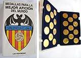 Medallas para la mejor afición del mundo. VALENCIA CLUB DE FUTBOL