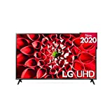 LG 65UN7100ALEXA - Smart TV 4K UHD 164 cm (65') con Inteligencia Artificial, Procesador Inteligente Quad Core, HDR 10 Pro, HLG, Sonido Ultra Surround