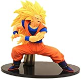 QI-Shanping Dragon Ball Super Master Stars Piece The Super Saiyan Manga Dimensions Toy Dragon Ball Z Figura de acción Carcalot Anime Character