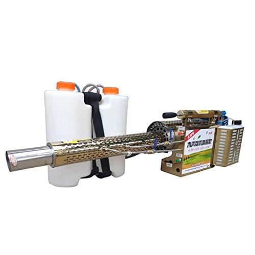 AMITD - Pulverizador de espalda, 15 l, cubo de un solo botón, fácil de usar, para profesionales que utilizan herbicidas