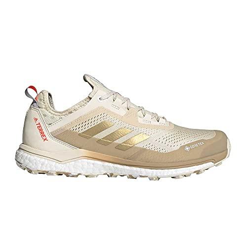 adidas Terrex Agravic Flow GTX, Zapatillas de Trail Running Hombre, BLAMAR/DORMAT/Balcri, 46 EU
