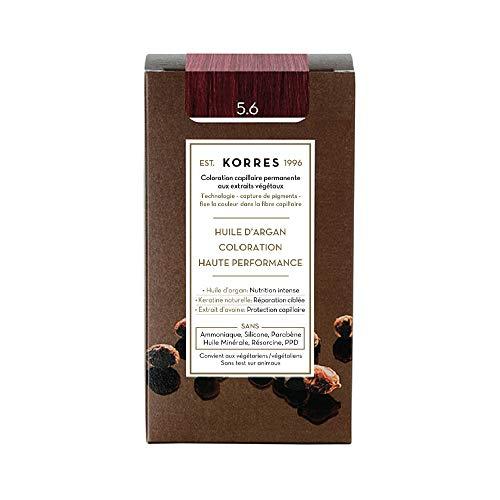 Korres ARGAN OIL COLORANT 5.6 ,1er Pack (1 x 125 ml)
