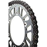 JT Sprockets JTC520X1R2112DL Steel 112-links Heavy Duty X-Ring Drive Chain (520 X1R2), black steel