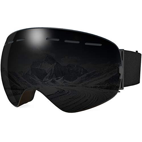 X-TIGER Gafas de Esquí, Gafas Esquí Snowboard...
