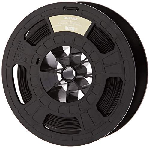 Dremel 3D Drucker (Eco - ABS Filament 1,75 mm, Zubehör für DigiLab 3D45 3D-Drucker, mit RFID Material Erkennungs-Chip) schwarz