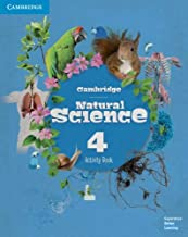 Cambridge Natural Science Level 4 Activity Book (Natural Science Primary)