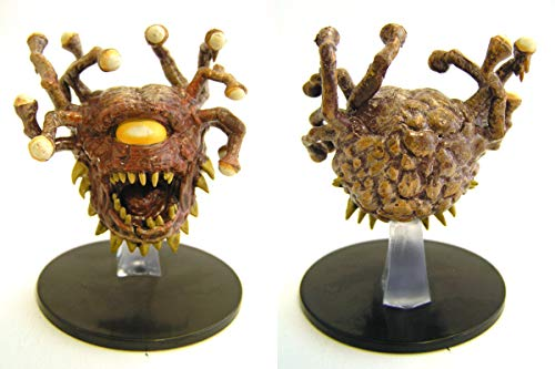 D&D 1x #029 Beholder Zombie Large Figure - Waterdeep Dungeon of The Mad Mage