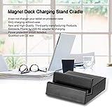 eegwbang DK39 Chargeur de Station d'accueil avec Chargeur magnétique pour Tablette...