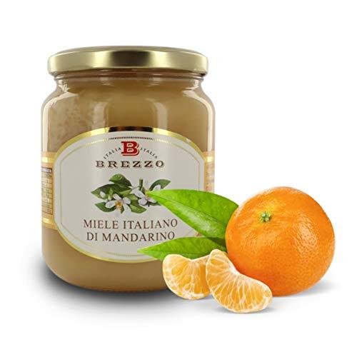 Brezzo Italienischer Honig von Mandarine, 500 g