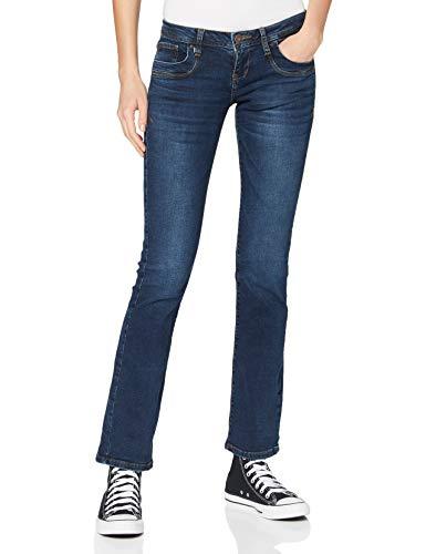 LTB Jeans Damen Valerie Jeans, Welda Wash, 33/30