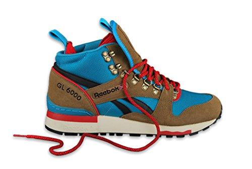 Reebok GL 6000 Mid Zapatillas de deporte para hombres / zapatos-Brown-34