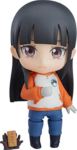 A Place Further Than The Universe: Shirase Kobuchizawa Nendoroid Action Figure