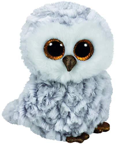 TY- Peluche, juguete, Color gris, 15 cm (United Labels Ibérica 37201TY) ,...