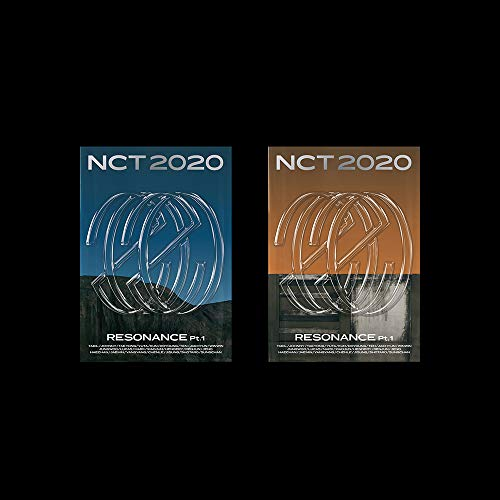 NCT 2020 - NCT 2020 : Resonance Pt. 1 Album+Extra Photocards Set (The Past+The Future ver. Set)