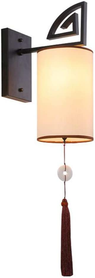 CAIMEI Bracket Light Max 56% OFF Limited Special Price Wall Cloth Lantern Wired De E14