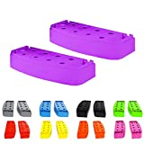 XN8 Aerobic Step For Stepper | Plastic-Non Slip-Lightweight-Weight Loss-Cardio-Exercise-For Home-Gym-Workout-Fitness-Training Equipment