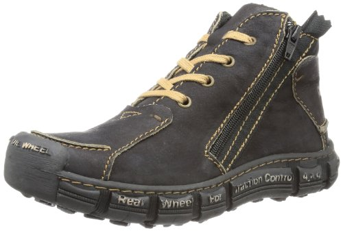 Rovers Traction 401WA, Damen Stiefel, Schwarz (Antracita), EU 37