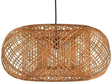 KOUBOO Bamboo Crisscross Pendant Rustic Brown Regular discount Lamp Ceiling Latest item